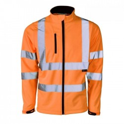 hi-vis-orange-jacket