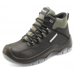 TRAXION BOOT BLACK