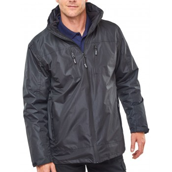MOWBRAY JACKET BLACK