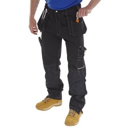 SHAWBURY MULTI-POCKET TROUSER