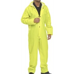 nylon-coverall-yellow