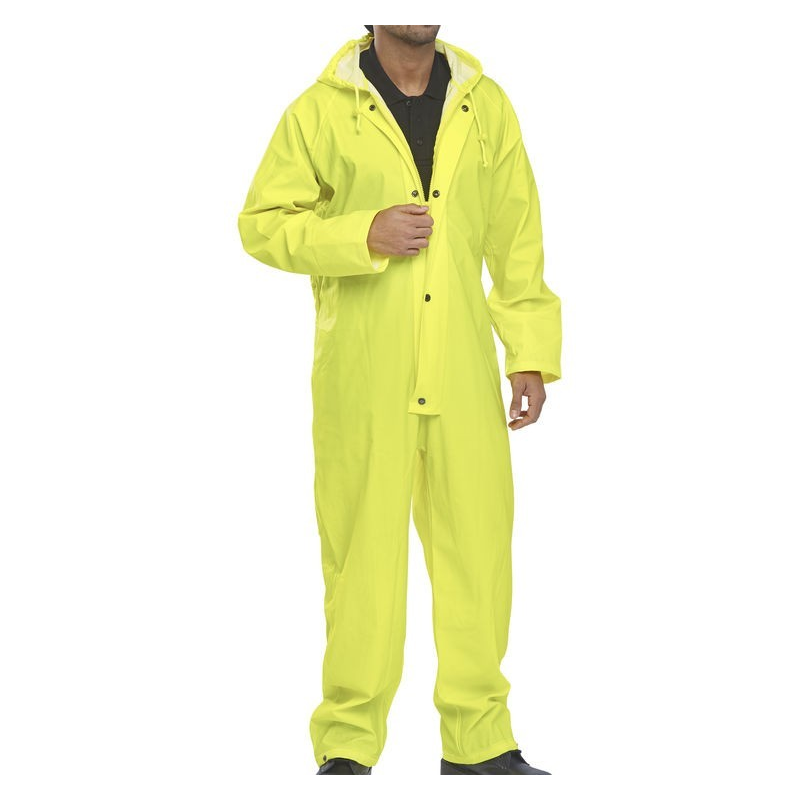 nylon-coverall-yellow