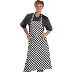 STRIPED BUTCHERS  APRON