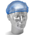 disposable-hairnet-blue