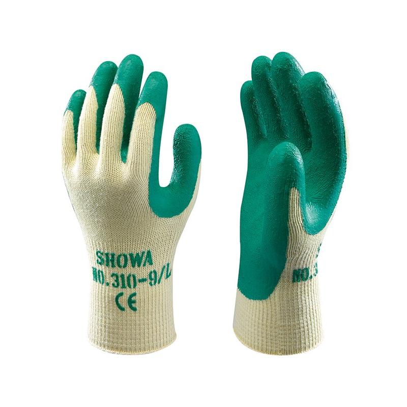 showa-green-work-gloves