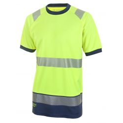 HIVIS TWO TONE SHORT SLEEVE...