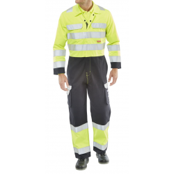 ARC FLASH COVERALL SATURN...