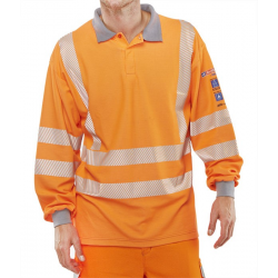ARC FLASH GO/RT POLO SHIRT...