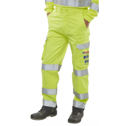 ARC FLASH HI VIZ TROUSERS...