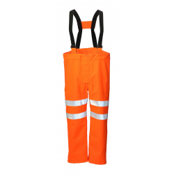 ARC 3 LAYER TROUSERS ORANGE