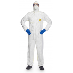 TYVEK 200 EASYSAFE COVERALL...
