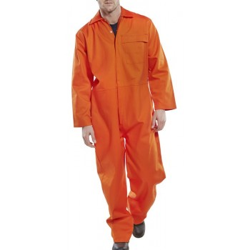 FIRE RETARDANT BOILERSUIT...