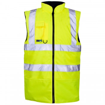 ST Hi Vis Yellow Reversible...